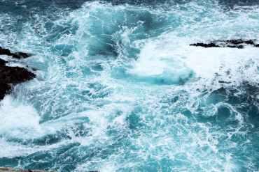 whirlpool storm ocean