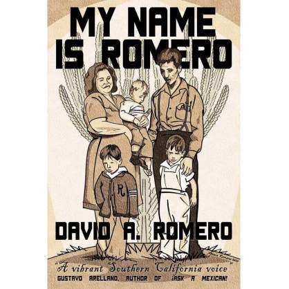 my name is romero book review